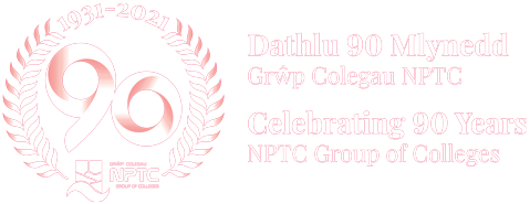 NPTC Group of Colleges - logo